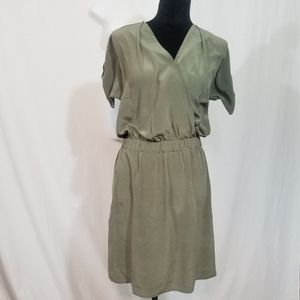 LAmade silk dress